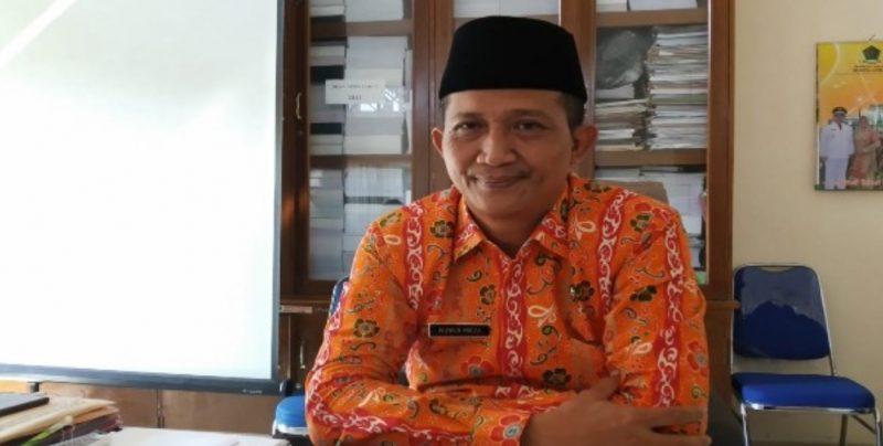 Kepala BPKD Rejang Lebong Wuwun Mirza SE MT