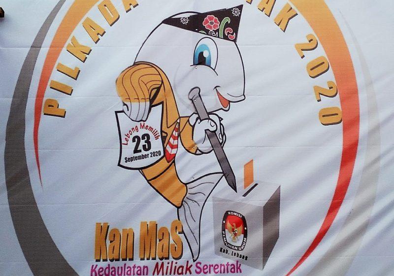 Kan MaS menjadi Maskot Pemilihan Bupati dan Wakil Bupati Lebong 2020